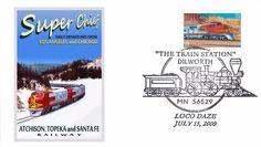 2000 Loco Daze The Train Station Dilworth Event Cover