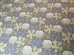 GP & J Baker - Pumpkins linen print