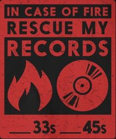 Rescue my records and my dog. Dj Quotes, Vinyl Quotes, Music Quotes, Vinyl Music, Vinyl Records, Female Poets, Vinyl Junkies, Vinyl Storage, Music Images