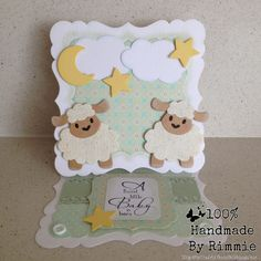 Cards2Create: A sweet little baby