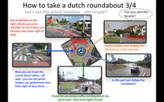 Image ability moon Week 5: I have revised the image from week 4 to show the steps on the roundabout. However one can now see in the realistic vision that it is a bit more difficult to spot the bicycles on the roundabout.....