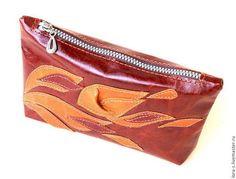 7f26e50e5a67 Женские сумки ручной работы. Ярмарка Мастеров - ручная работа. Купить  Косметичка