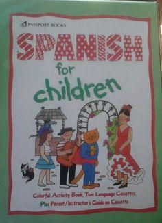 Passport Books Spanish for Children