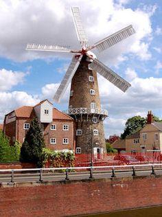Maud Foster Mill - Boston Lincolnshire