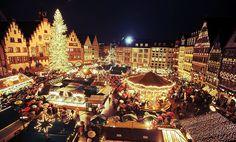 Οι Χριστουγεννιάτικες αγορές της Ευρώπης!