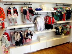 Catimini's Cute Kids Clothes Charm Beverly Hills - Racked LA Source by ghabdelsamea store Clothing Store Interior, Clothing Store Design, Boutique Interior, Kids Clothing, Kids Store Display, Luxury Baby Clothes, Storing Baby Clothes, Cheap Kids Clothes, Kids Boutique