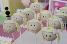 Popcakes for my daughter...?