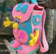 I Found These Elegant Crochet Bags . I Crochetbag - Crochet Tutorial - Best Knitting Crochet Beach Bags, Crochet Gifts, Crochet For Kids, Crochet Baby, Crochet Baskets, Crochet Amigurumi, Crochet Beanie, Crochet Dolls, Amigurumi Tutorial