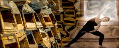 "(Deutsch) Tanzperformance ""Out of the Box"" - GALERIE LISTROS"