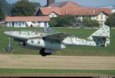 Messerschmitt Me-262A-1C Schwalbe Replica