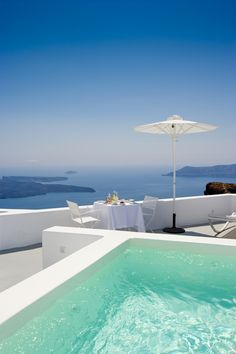 Grace Santorini Boutique Hotels, Greece By Divercity and mplusm Architects