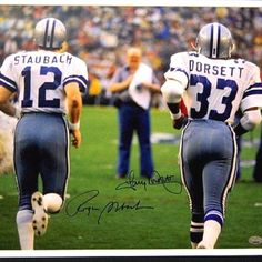 as a skins fan it's hard to pin the cowboys but - i guess enough time as passed and these two certainly deserve it. #footballnflteams