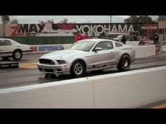 Calvert Racing running @holleyperf EFI in their #CobraJet #Ford #Mustang