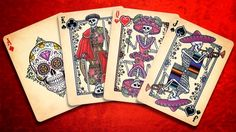 bicycle cards mysterious - Google Search