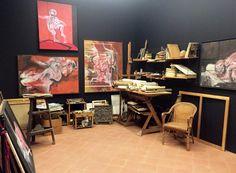 Giorgio Pieri in mostra, al Museo civico incubi e sogni della provincia Eventi a Modena