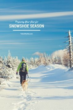Wondering if your winter gear needs maintenance and replacement? Missing any gear? This prep list will help you gear up for a fun snowshoe season. Winter Hiking, Winter Camping, Camping And Hiking, Winter Travel, Backpacking, Camping Guide, Lake George, Hiking Tips, Winter Beauty