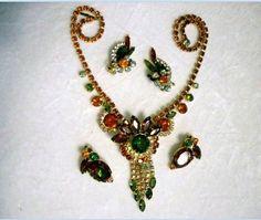 Collector's Delight Juliana Rhinestone Demi D by bodaciousjewels, $425.00
