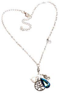 INSPIRE-S necklace by Tammy Spice Jewelry