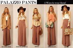 Palazzo pants are usually lightweight, wide-leg pants that are perfect for any occasion and season. Description from blog.cleavitz.com. I searched for this on bing.com/images