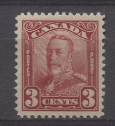 The 3c deep carmine-red Scroll Issue stamp of 1928. This paid the 3c local letter rate, which applied to letters weighing more than 1 ounce.