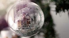 Noël - DIY - Boules de Noël souvenir