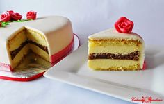 Culinary Rainbows: Tort raffaello ( Valentine's Day )
