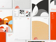 Nomad Hill Stationery - CA Design Annual