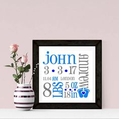 Hey, I found this really awesome Etsy listing at https://www.etsy.com/uk/listing/517004281/new-baby-announcement-personalised-word