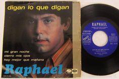 Digan lo que digan, 1968 - Raphael