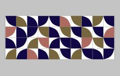 Lurca Azulejos - Coleção Modelo Kit Quadrante 1 // Lurca Tiles - Collection Kit Quadrante1 Model // Shop Online www.lurca.com.br/ #azulejos #azulejosdecorados #revestimentos #arquitetura #interiores #decor #design #sala #reforma #decoracao #geometria #casa #ceramica #architecture #decoration #decorate #style #home #homedecor #tiles #ceramictiles #homemade