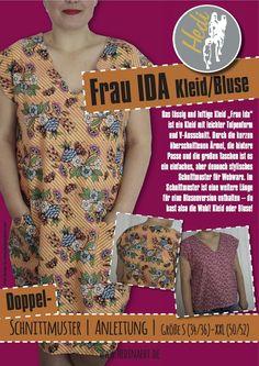 eBook Bluse/Kleid Frau Ida