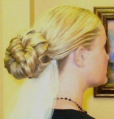 Updo I did