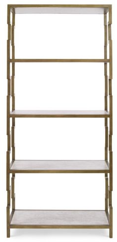 Fontana 5-Tiered Bookshelf | Mr. Brown