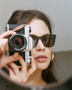 """These sunglasses are foldable aka the sunglasses I called my """"Inspector Gadget"""" sunglasses and it just dawned on m Conor Leslie, Inspector Gadget, Sequin Party Dress, Young Justice, Beauty Women, Beautiful People, One Shoulder, Wonder Woman, Sunglasses"""