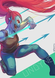 Undyne Spear of Justice