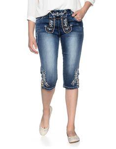 Kniebundjeans   Alphorn   ADLER MODE Trends, Rock Revival, Jeans, Fashion, Trousers, Cotton, Eagle, Moda, Fashion Styles