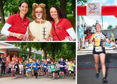 Premiere mit 300 begeisterten Läufern beim 1. Herzlauf in Innsbruck Innsbruck, Baseball Cards, Sports, Keep Running, Hs Sports, Sport, Exercise