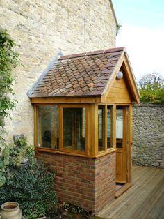 victorian cottage porch uk - Google Search