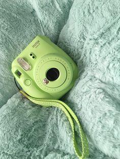 Polaroid Camera Colors, Polaroid Camera Instax, Yellow Aesthetic Pastel, Aesthetic Colors, Fuji Instax Mini, Fujifilm Instax Mini, Fred Instagram, Cute Camera, William Eggleston