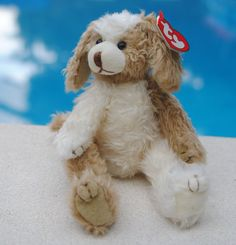 25e126af70b 1993 RETIRED TY Beanie Babies The Attic Collection