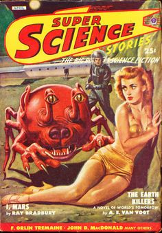 The future of the past. Science Fiction 1949
