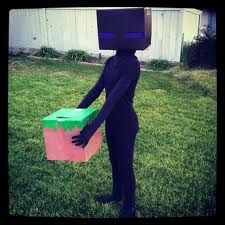 23 Best Minecraft Enderman Costume Images Minecraft Costumes
