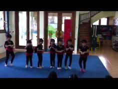 Cute Arabelle-Ladybug dance - YouTube