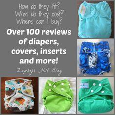 My Cloth Diaper Reviews - Zephyr Hill