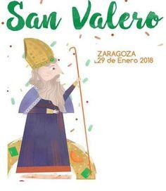 GASTRONOMÍA EN ZARAGOZA: San Valero 2018. Patrón de Zaragoza