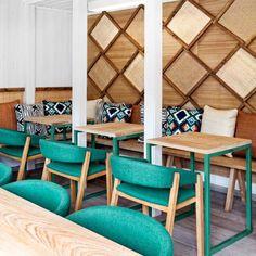 restaurant interior skandinavian - Google-haku