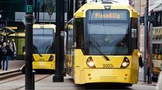 Manchester city centre tram route's green light by Government