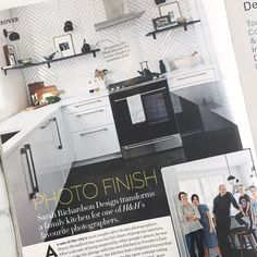 "1,271 Likes, 16 Comments - Sarah Richardson (@sarahrichardsondesign) on Instagram: ""Hot off the press! Pick up the May issue of @HouseandHomeMag and be inspired by our latest featured…"""