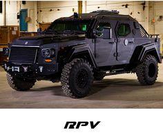 Gurkha RPV armored sniper vehicle. Yes, please.