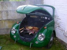 Bug Barbeque